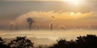 זיהום אויר הגורמים וההשפעות