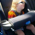 זהירות – אל תכניס את הילד לרכב בלי מטהר אויר ראוי